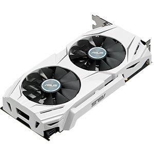 ASUS GF GTX 1060 OC - 3 GB - aktiv ASUS 90YV09X3-M0NA00