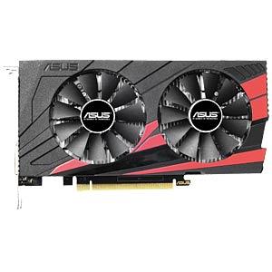 ASUS GF GTX 1050 Ti - 4 GB - aktiv ASUS 90YV0A52-M0NA00