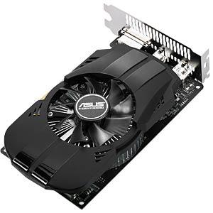 ASUS GF GTX 1050 Ti - 4 GB - aktiv ASUS 90YV0A70-M0NA00