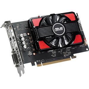 ASUS Radeon RX 550 - 4 GB ASUS 90YV0AG0-M0NA00