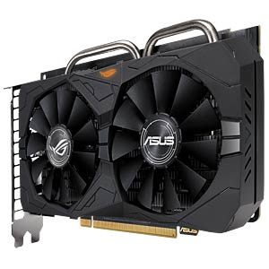 ASUS Radeon RX 560 - 4 GB - aktiv ASUS 90YV0AH1-M0NA00