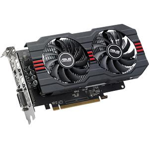 ASUS Radeon RX 560 OC - 2 GB ASUS 90YV0AH2-M0NA00