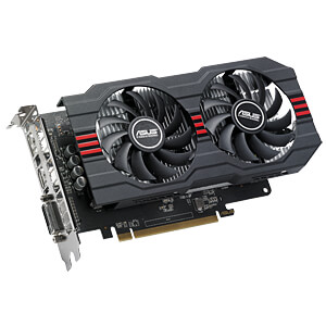 ASUS Radeon RX 560 - 4 GB ASUS 90YV0AH5-M0NA00