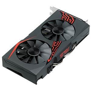 ASUS Radeon RX 570 OC - 4 GB ASUS 90YV0AI0-M0NA00