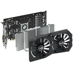 ASUS Radeon RX 570 OC - 4 GB ASUS 90YV0AJ0-M0NA00