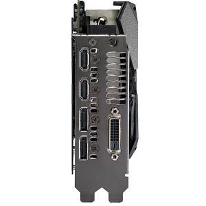 ASUS Radeon RX 580 OC - 8 GB - aktiv ASUS 90YV0AK0-M0NA00