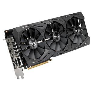 ASUS ROG Strix Radeon RX 580 TOP - 8 GB ASUS 90YV0AK1-M0NA00