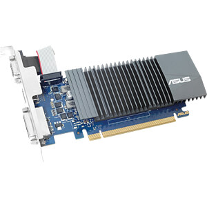 ASUS GeForce GT 710 - 2 GB - passiv ASUS 90YV0AL3-M0NA00