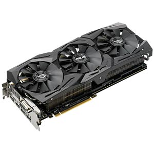 ASUS GF GTX 1080 Ti - 11 GB - aktiv ASUS 90YV0AM0-M0NM00
