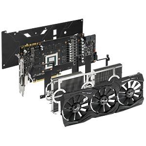 ASUS GF GTX 1080 Ti - 11 GB - aktiv ASUS 90YV0AM1-M0NM00