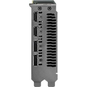 ASUS GF GTX 1080 Ti - 11 GB - aktiv ASUS 90YV0AN0-M0NM00