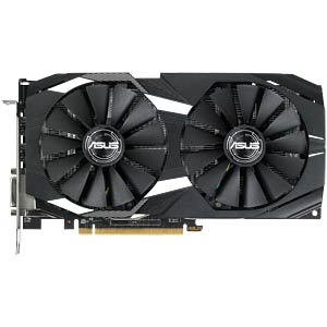 ASUS Radeon RX 580 OC - 8 GB - aktiv ASUS 90YV0AQ1-M0NA00