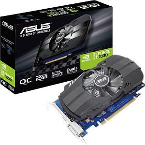 ASUS Phoenix GeForce GT 1030 - 2 GB ASUS 90YV0AU0-M0NA00
