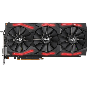 ASUS ROG Strix Radeon RX Vega 64 OC - 8 GB ASUS 90YV0B00-M0NM00