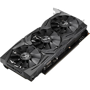 ASUS ROG Strix Radeon RX Vega 56 OC - 8 GB ASUS 90YV0B50-M0NA00
