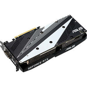 ASUS DUAL-RTX2060-A6G - 6 GB - Advanced Edition ASUS 90YV0CM2-M0NA00