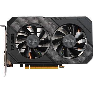 ASUS 90YV0CT9 - ASUS TUF Gaming GeForce GTX 1660 Ti Top Evo 6GB