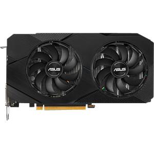ASUS 90YV0D11 - ASUS DUAL-GTX1660-O6G-EVO - 6 GB