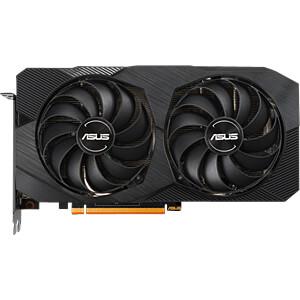 ASUS 90YV0DV2 - ASUS DUAL-RX5500XT-O4G-EVO - 4 GB