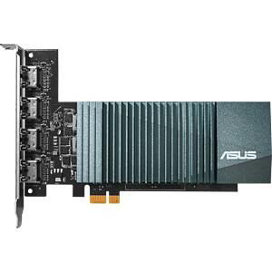 ASUS 90YV0E60 - ASUS GeForce GT 710 - 2 GB - 4x HDMI