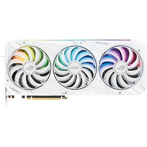 ASUS 90YV0FAA - ASUS ROG Strix RTX3080 O10G-V2 White 10GB