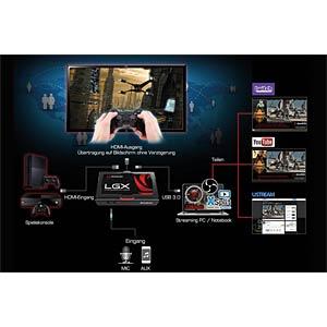 AVerMedia Live Gamer Extreme USB 3.0 AVERMEDIA 61GC5500A0AC
