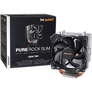 be quiet! Pure Rock Slim CPU-Kühler BEQUIET BK008