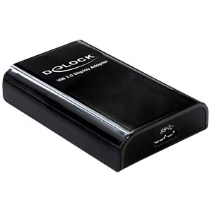 Delock USB 3.0 to HDMI with audio adapter DELOCK 61943