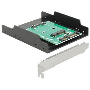 DELOCK 62743 - Konverter SATA 22 Pin > mSATA