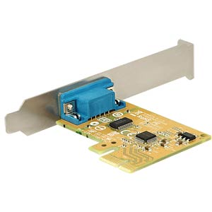 PCI Express Card > 1 x Serial DELOCK 89444