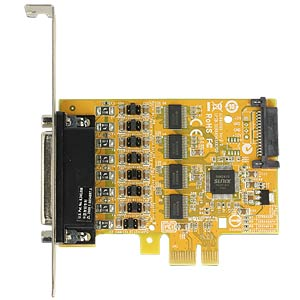 PCI Express Card > 4 x Serial with voltage supply DELOCK 89447