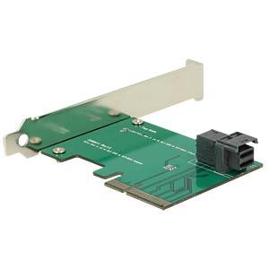 PCIe x4 > 1 x SFF-8643 NVMe DELOCK 89458