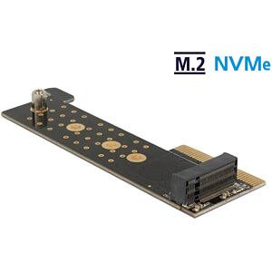 DELOCK 89929 - PCI Express x4 Karte zu 1 x NVMe M.2 Key M für Server