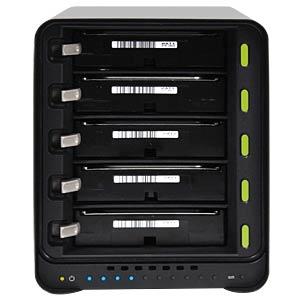 """Drobo 5C, 3.5"""", USB 3.0 Typ-C DROBO DDR4A31"""