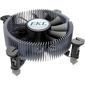 EKL standard CPU cooler for Intel sockets EKL 21910021016