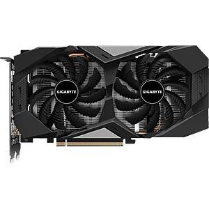 GA 2060-1 - GIGABYTE GeForce RTX 2060 D6 6G - 6GB