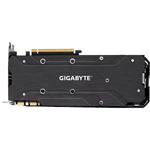 Gigabyte GF GTX 1080 OC - 8 GB - aktiv GIGABYTE GV-N1080G1 GAMING-8GD