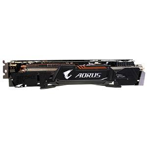 Gigabyte Aorus GeForce GTX 1080 Ti 11G - 11GB GIGABYTE GV-N108TAORUS-11GD