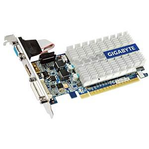 Gigabyte GF G 210 - 1 GB - passive GIGABYTE GV-N210SL-1GI