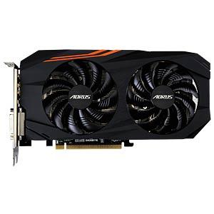 Gigabyte AORUS Radeon RX570 - 4 GB GIGABYTE GV-RX570AORUS-4GD