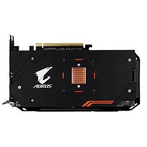 Gigabyte Aorus Radeon RX 580 - 4GB GIGABYTE GV-RX580AORUS-4GD