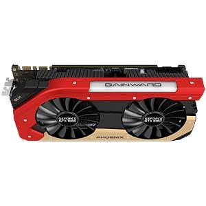 Gainward GeForce GTX 1080 OC - 8GB GAINWARD 3668