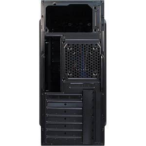 Inter-Tech Midi-Tower IT-5905, schwarz INTER-TECH 88881236
