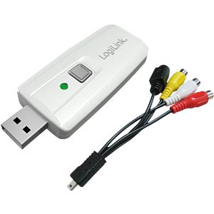 USB 2.0 video grabber/snapshot LOGILINK VG0011