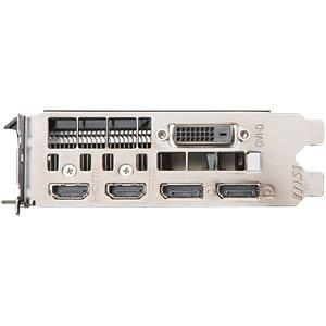 MSI GF GTX 1060 Aero ITX 3G OC - 3GB MSI V328-088R