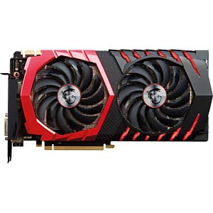 MSI GF GTX 1070 Gaming X - 8 GB - aktiv MSI V330-001R