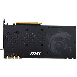 MSI GF GTX 1070 Gaming X — 8 GB — active MSI V330-001R