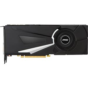 MSI GF GTX 1070 AERO — 8 GB — active MSI V330-011R