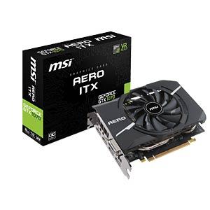 MSI GF GTX 1070 Aero ITX 8G OC - 8GB MSI V330-090R