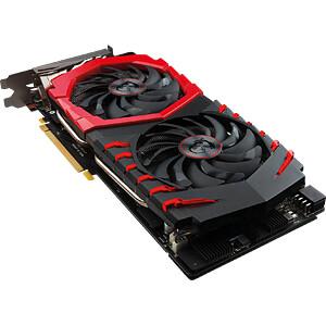 MSI GF GTX 1070 Ti - 8 GB - aktiv MSI V330-237R